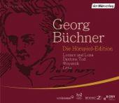 Die Hörspiel-Edition, Büchner, Georg, Der Hörverlag, EAN/ISBN-13: 9783867179911