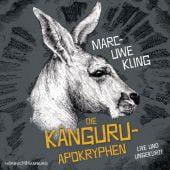 Die Känguru-Apokryphen, Kling, Marc-Uwe, Hörbuch Hamburg, EAN/ISBN-13: 9783957131492