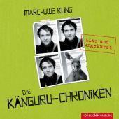 Die Känguru-Chroniken, Kling, Marc-Uwe, Hörbuch Hamburg, EAN/ISBN-13: 9783869091082