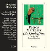 Die Kinderfrau, Markaris, Petros, Diogenes Verlag AG, EAN/ISBN-13: 9783257802641