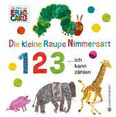 Die kleine Raupe Nimmersatt - 1 2 3 ... ich kann zählen, Carle, Eric, EAN/ISBN-13: 9783836956550