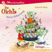 Die Olchis feiern Geburtstag, Dietl, Erhard, Oetinger Media GmbH, EAN/ISBN-13: 9783837311372