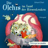 Die Olchis im Land der Riesenkraken, Dietl, Erhard, Oetinger Media GmbH, EAN/ISBN-13: 9783837310979