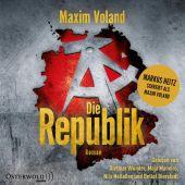 Die Republik, Voland, Maxim, Osterwold audio, EAN/ISBN-13: 9783869524696