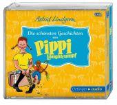 Die schönsten Geschichten von Pippi Langstrumpf, Lindgren, Astrid, Oetinger audio, EAN/ISBN-13: 9783837307696