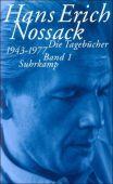Die Tagebücher 1943-1977, Nossack, Hans Erich, Suhrkamp, EAN/ISBN-13: 9783518409138