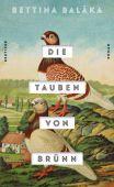 Die Tauben von Brünn, Balàka, Bettina, Deuticke Verlag, EAN/ISBN-13: 9783552063990