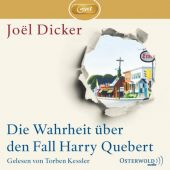 Die Wahrheit über den Fall Harry Quebert, Dicker, Joël, Osterwold audio, EAN/ISBN-13: 9783869521787