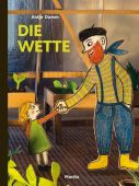 Die Wette, Damm, Antje, Moritz Verlag, EAN/ISBN-13: 9783895654046