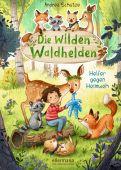 Die wilden Waldhelden, Schütze, Andrea, Dressler Verlag, EAN/ISBN-13: 9783770702213