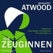 Die Zeuginnen, Atwood, Margaret, Osterwold audio, EAN/ISBN-13: 9783869524337