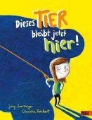 Dieses Tier bleibt jetzt hier!, Isermeyer, Jörg/Weikert, Claudia, Beltz, Julius Verlag, EAN/ISBN-13: 9783407754202