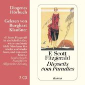 Diesseits vom Paradies, Fitzgerald, F Scott, Diogenes Verlag AG, EAN/ISBN-13: 9783257803501
