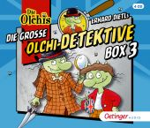 Die große Olchi-Detektive-Box 3, Dietl, Erhard/Iland-Olschewski, Barbara, Oetinger Media GmbH, EAN/ISBN-13: 9783837311211