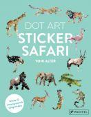 Dot Art: Sticker Safari, Alter, Yoni, Prestel Verlag, EAN/ISBN-13: 9783791384078
