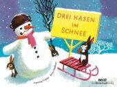 Drei Hasen im Schnee, Geelhaar, Anne, Beltz, Julius Verlag, EAN/ISBN-13: 9783407770943