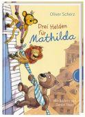 Drei Helden für Mathilda, Scherz, Oliver, Thienemann-Esslinger Verlag GmbH, EAN/ISBN-13: 9783522184588