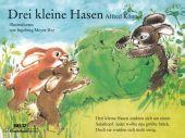 Drei kleine Hasen, Könner, Alfred, Beltz, Julius Verlag, EAN/ISBN-13: 9783407771018
