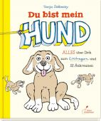 Du bist mein Hund, Székessy, Tanja, Klett Kinderbuch Verlag GmbH, EAN/ISBN-13: 9783954701513