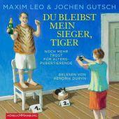 Du bleibst mein Sieger, Tiger, Leo, Maxim/Gutsch, Jochen, Hörbuch Hamburg, EAN/ISBN-13: 9783957131683