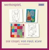 Die Engel von Paul Klee, Friedewald, Boris/Klee, Paul, DuMont Buchverlag GmbH & Co. KG, EAN/ISBN-13: 9783832194994