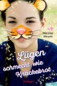 Lügen schmeckt wie Knäckebrot, Houm, Nicolai, Verlag Friedrich Oetinger GmbH, EAN/ISBN-13: 9783789110573