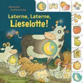 Laterne, Laterne, Lieselotte!, Steffensmeier, Alexander, Fischer Sauerländer, EAN/ISBN-13: 9783737355759
