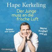 Der Junge muss an die frische Luft, Kerkeling, Hape, Osterwold audio, EAN/ISBN-13: 9783869522463