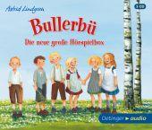 Bullerbü - Die neue große Hörspielbox, Lindgren, Astrid, Oetinger audio, EAN/ISBN-13: 9783837310238