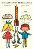 Die Rakete von Bummelsburg, Rodrian, Fred, Beltz, Julius Verlag, EAN/ISBN-13: 9783407772510