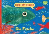 Lerne uns kennen - Die Fische, Scuderi, Lucia, Magellan GmbH & Co. KG, EAN/ISBN-13: 9783734860058
