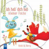 Ich hab dich lieb kleine Giraffe - Heidi und Pepe, YoYo Books Jo Dupré BVBA, EAN/ISBN-13: 9789463781626