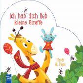 Ich hab' dich lieb kleiner Fuchs - Heidi und Harry, YoYo Books Jo Dupré BVBA, EAN/ISBN-13: 9789463781619