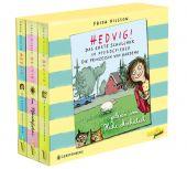 Hedvig! - Das erste Schuljahr/Im Pferdefieber/Die Prinzessin von Hardemo, Nilsson, Frida, Amor Verlag, EAN/ISBN-13: 9783944063669