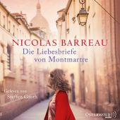 Die Liebesbriefe von Montmartre, Barreau, Nicolas, Osterwold audio, EAN/ISBN-13: 9783869524061