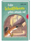 Echte Schnüffelnasen geben niemals auf, Napp, Daniel, Thienemann-Esslinger Verlag GmbH, EAN/ISBN-13: 9783522185189