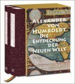 Die Entdeckung der Neuen Welt, Humboldt, Alexander von, Insel Verlag, EAN/ISBN-13: 9783458174356