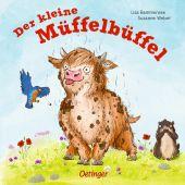 Der kleine Müffelbüffel, Weber, Susanne, Verlag Friedrich Oetinger GmbH, EAN/ISBN-13: 9783789109966