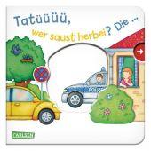 Tatüüüü, wer saust herbei? Die ... Polizei! - Großausgabe, Geis, Maya, Carlsen Verlag GmbH, EAN/ISBN-13: 9783551171665