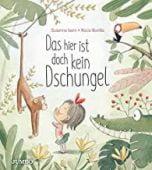 Das hier ist doch kein Dschungel, Isern, Susanna, Jumbo Neue Medien & Verlag GmbH, EAN/ISBN-13: 9783833740411