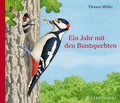 Ein Jahr mit den Buntspechten, Müller, Thomas, Gerstenberg Verlag GmbH & Co.KG, EAN/ISBN-13: 9783836959179