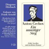 Ein unnötiger Sieg, Cechov, Anton, Diogenes Verlag AG, EAN/ISBN-13: 9783257802108