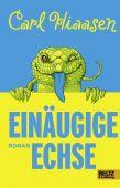 Einäugige Echse, Hiaasen, Carl, Beltz, Julius Verlag, EAN/ISBN-13: 9783407811844