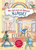 Wir sind auch mit Abstand klasse! - Eine Corona-Schulgeschichte, Luhn, Usch, Carlsen Verlag GmbH, EAN/ISBN-13: 9783551650368
