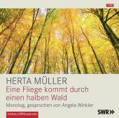 Eine Fliege kommt durch einen halben Wald, Müller, Herta, Hörbuch Hamburg, EAN/ISBN-13: 9783899031492