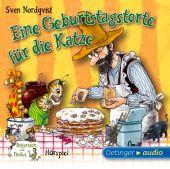 Eine Geburtstagstorte für die Katze, Nordqvist, Sven, Oetinger audio, EAN/ISBN-13: 9783837307832