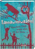 Kannawoniwasein - Manchmal fliegt einem alles um die Ohren, Muser, Martin, Carlsen Verlag GmbH, EAN/ISBN-13: 9783551553874