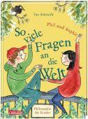 So viele Fragen an die Welt, Schmidt, Ina (Dr.), Carlsen Verlag GmbH, EAN/ISBN-13: 9783551252272