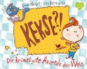 Kekse?! Die krümeligste Ausrede der Welt, Herget, Gundi, Magellan GmbH & Co. KG, EAN/ISBN-13: 9783734820397