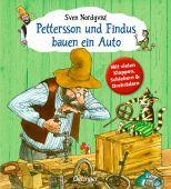 Pettersson und Findus bauen ein Auto, Nordqvist, Sven, Verlag Friedrich Oetinger GmbH, EAN/ISBN-13: 9783789115141